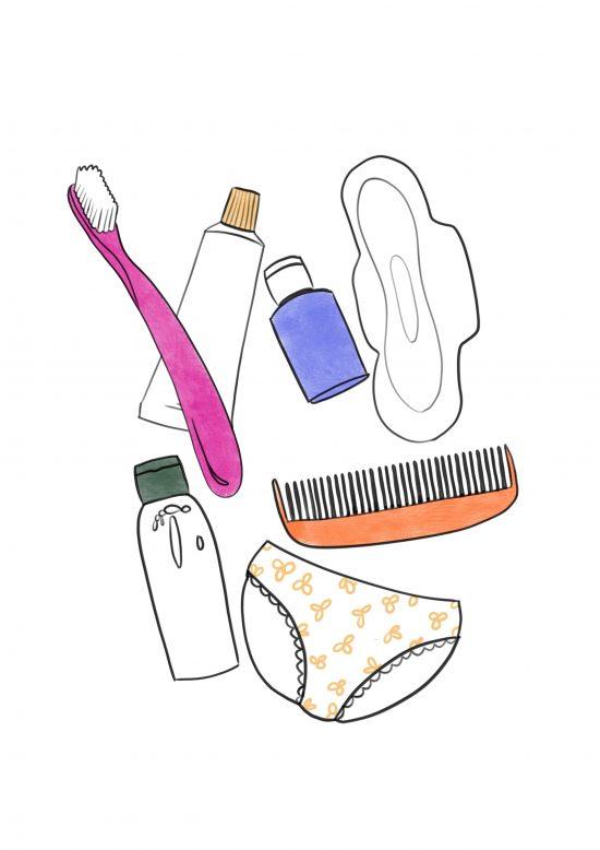 dignity kits amsterdam neighborhood feminists